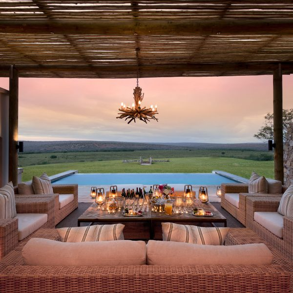 Kwandwe Private Game Reserve Fort House
