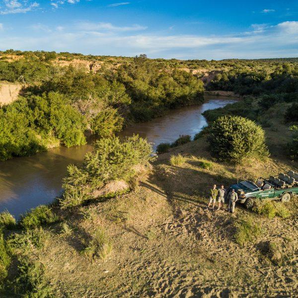 Safari at Kwandwe Private Game Reserve